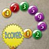 In questo gioco ci saranno le linee di palline numerate. Puoi sparare alle palle per…